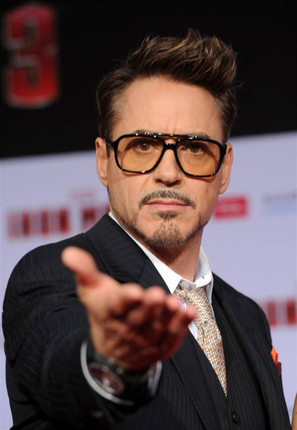 17. Worth $300 million – Robert Downey Jr.