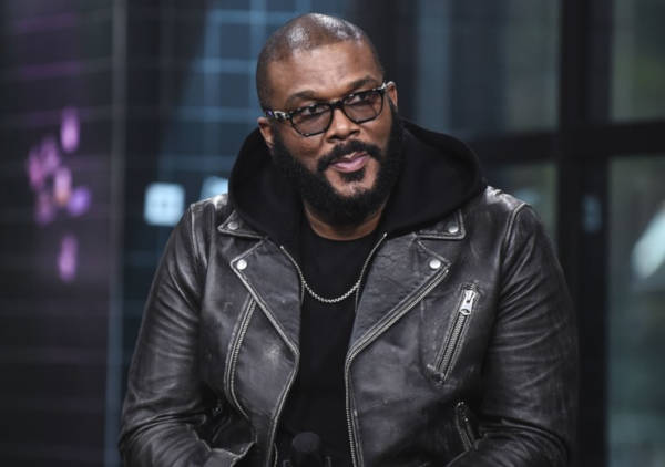3. Worth $600 million – Tyler Perry