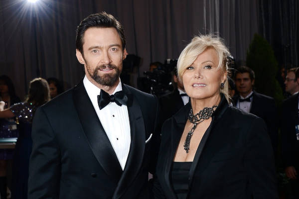 4. Hugh Jackman And Deborra Lee Furness
