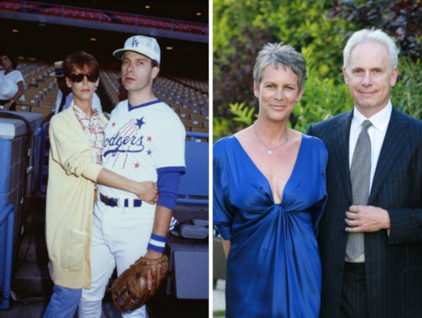 7. Jaime Lee Curtis and Christopher Guest