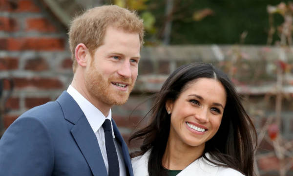 7. Prince Harry And Meghan Markle
