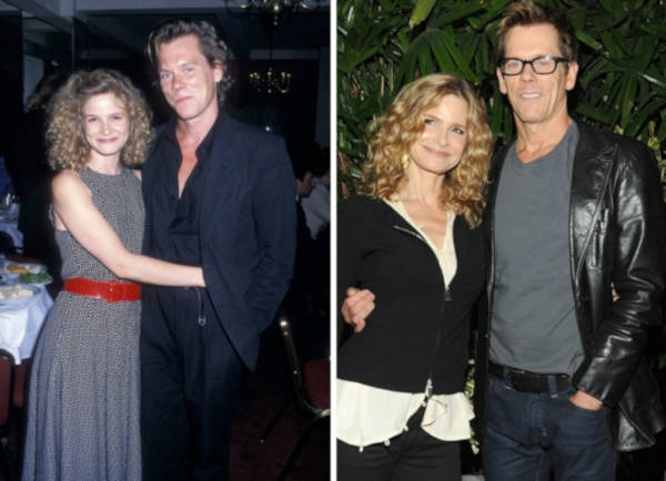 8. Kevin Bacon and Kyra Sedgwick