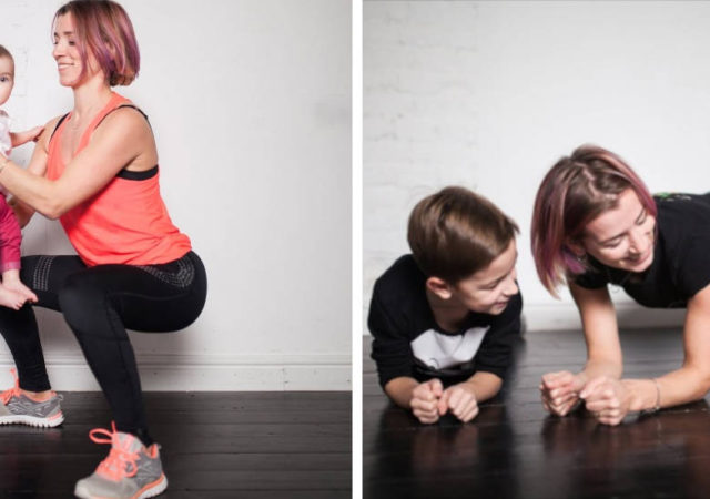 A Mother Of 3 Shares Fitness Tips On How To Get Back In Shape