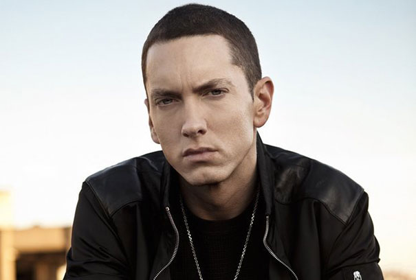 Guy Makes Eminem Smile By Editing His Photos And They Look Better Now - 10