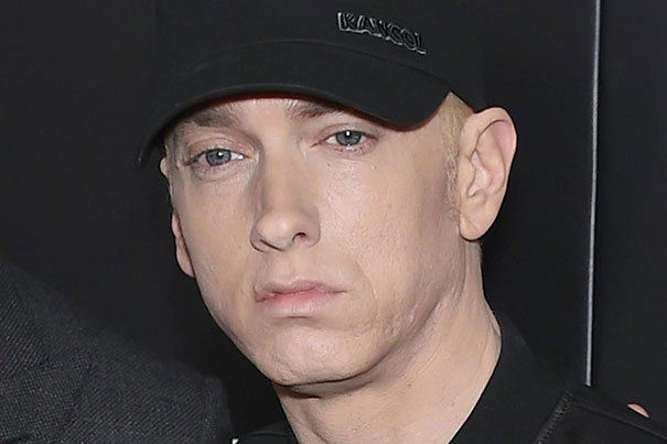 Guy Makes Eminem Smile By Editing His Photos And They Look Better Now - 3