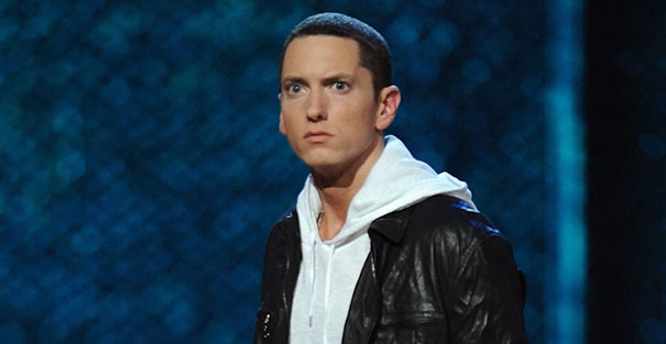 Guy Makes Eminem Smile By Editing His Photos And They Look Better Now - 8