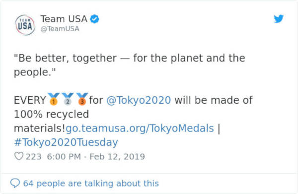 Japan Aims To Create 100% Recycled Tokyo 2020 Medals By Encouraging People To Collect Old Electronics - 2