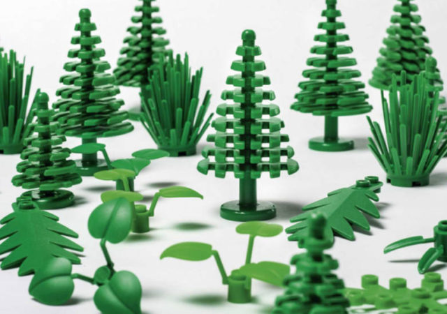 LEGO Launches Its First-Ever Sustainable Collection Made Of Sugarcane