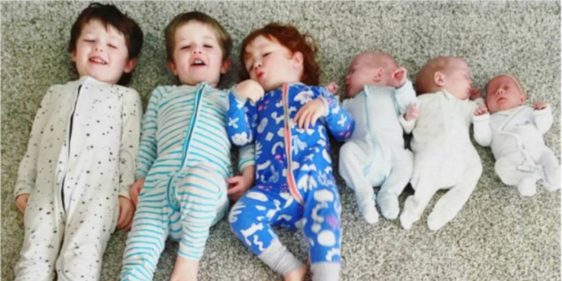 The Heart-Touching Story Of Chloe And Her Six Children