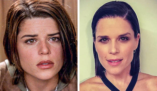 1. Neve Campbell