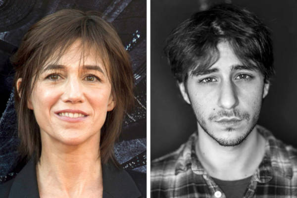 10. The son of Charlotte Gainsbourg