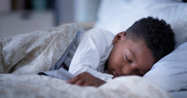 6. Encouraging Good Sleeping Habits