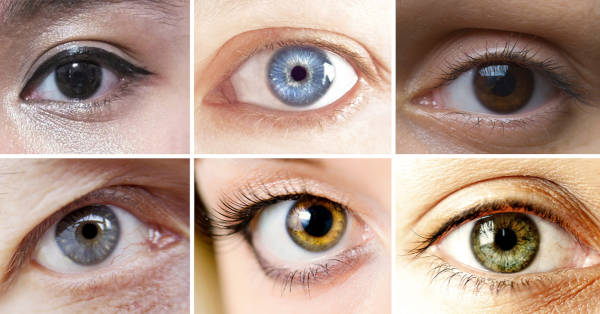 1. Eye-Color Affected By Mood
