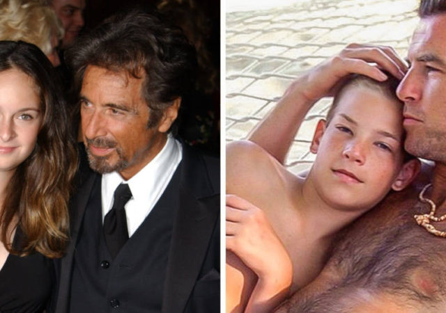 9 Celebrity Dads Who Raised Their Kids Alone