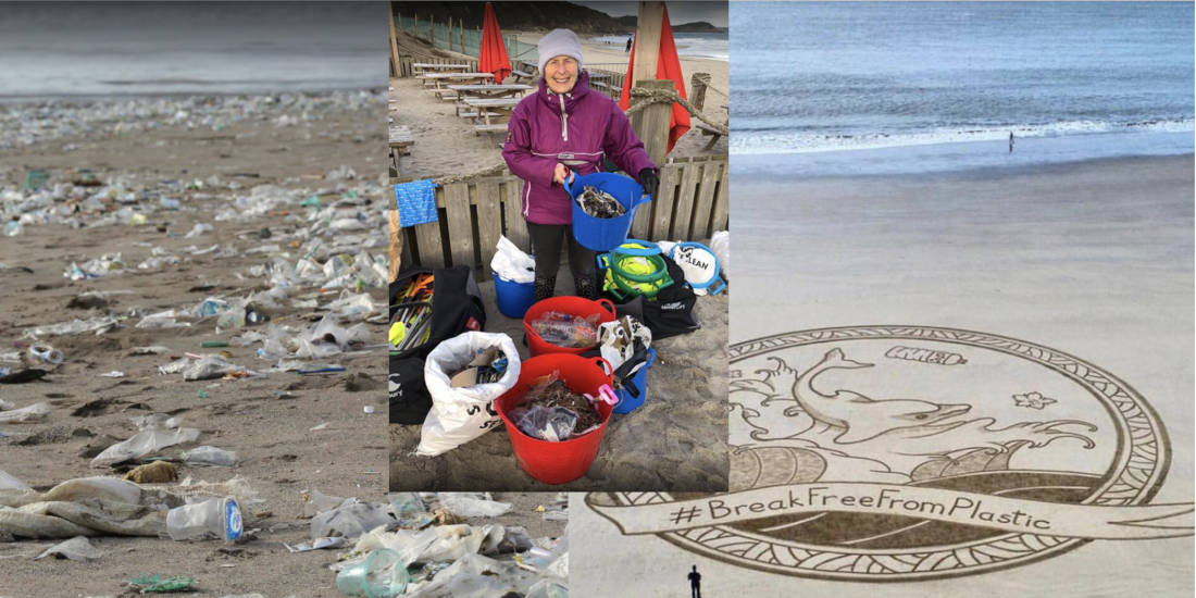 70-Year-Old Pat Smith Cleaned Up 52 Beaches in 2018 To Save Our Planet