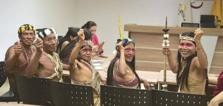 Amazon Tribe Wins Lawsuit Against Big Oil, Saving Millions Of Acres Of Rainforest - 1