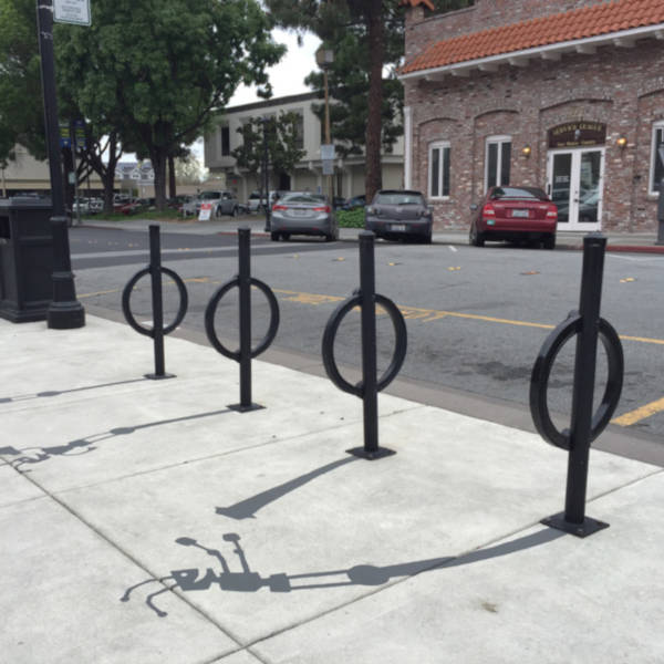 Creative Street Artist Adds Fake Shadows To Confuse People - 13