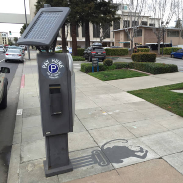 Creative Street Artist Adds Fake Shadows To Confuse People - 6