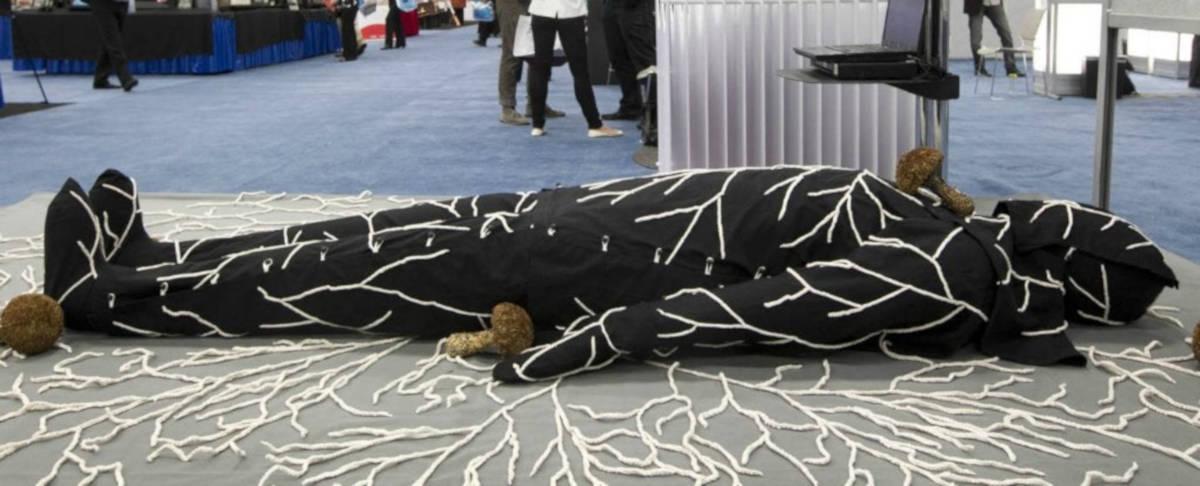 This Mushroom Burial Suit Turns Bodies Into Fertilizer