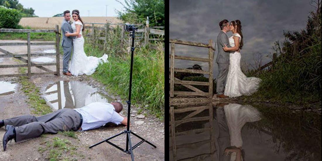 Before And After Editing Pictures Reveal That Photography Is A Big Beautiful Lie
