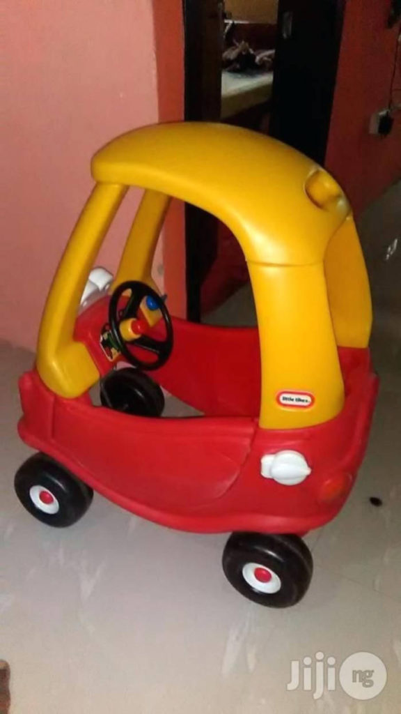 Grown Up Version Of The Cozy Coupe Is Legal And It Goes Up To 70MPH - 1