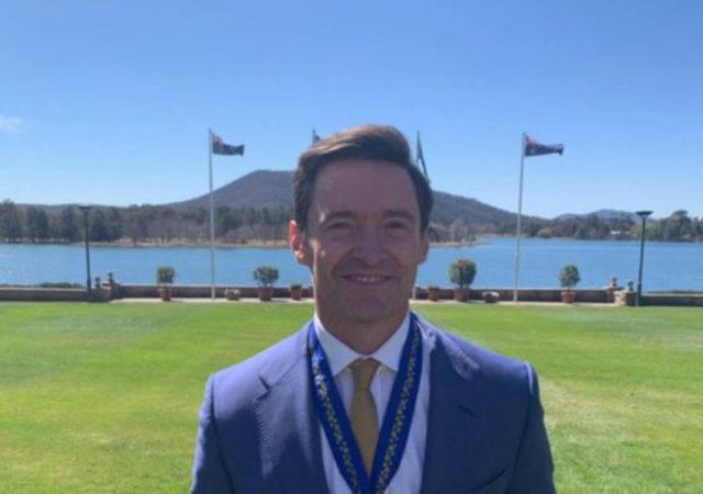 Hugh Jackman Order Of Australia