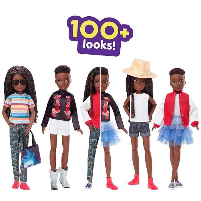 Mattel Introduces New Gender-Neutral Barbie Collection To Encourage Diversity - 11