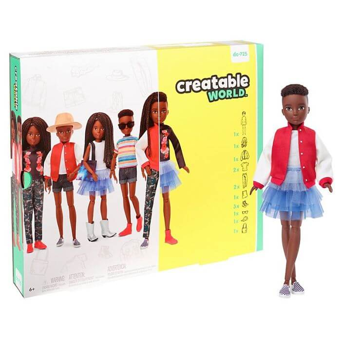 Mattel Introduces New Gender-Neutral Barbie Collection To Encourage Diversity - 13