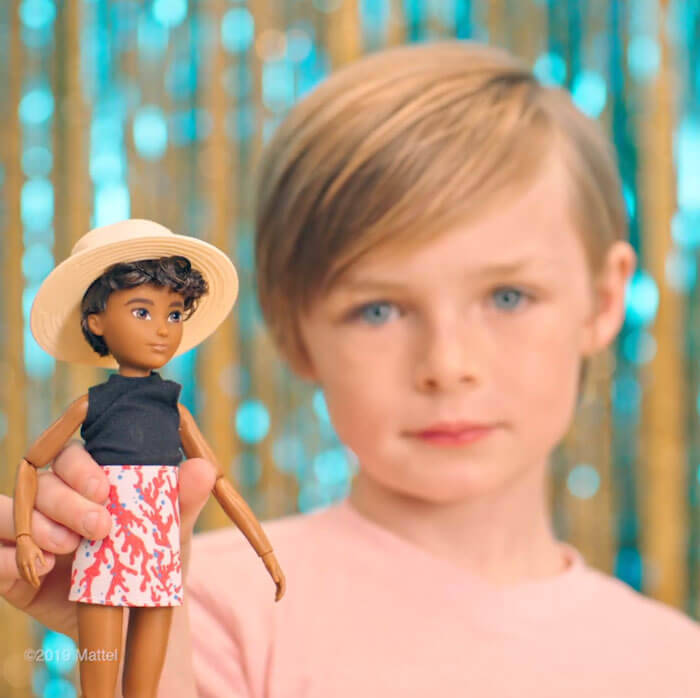 Mattel Introduces New Gender-Neutral Barbie Collection To Encourage Diversity - 6