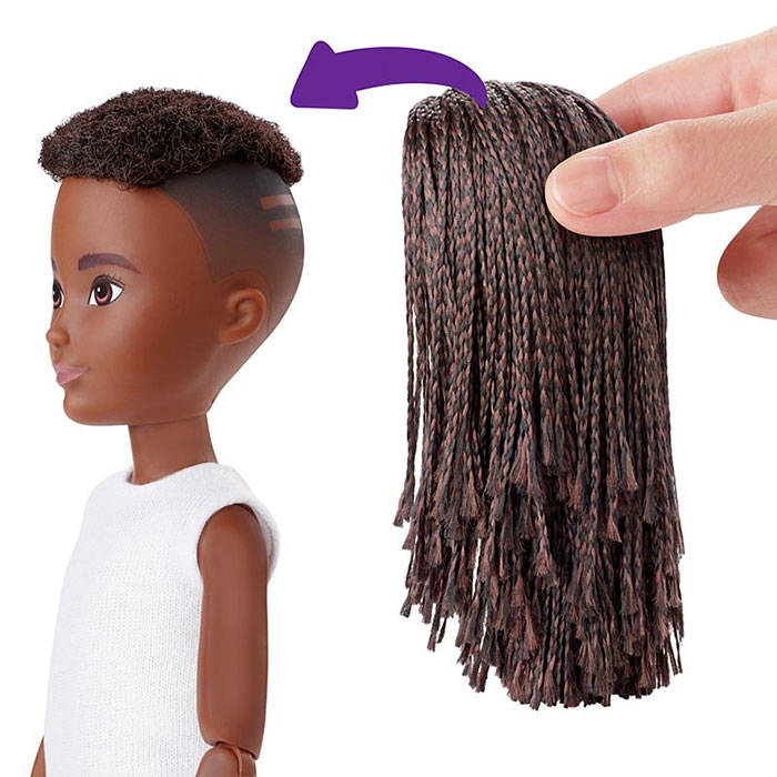 Mattel Introduces New Gender-Neutral Barbie Collection To Encourage Diversity - 7