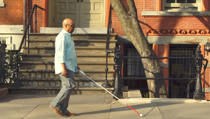 Now The Blind Can Navigate Using Google Maps Thanks To A Blind Engineer And His Smart Cane - 2