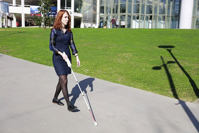 Now The Blind Can Navigate Using Google Maps Thanks To A Blind Engineer And His Smart Cane - 7
