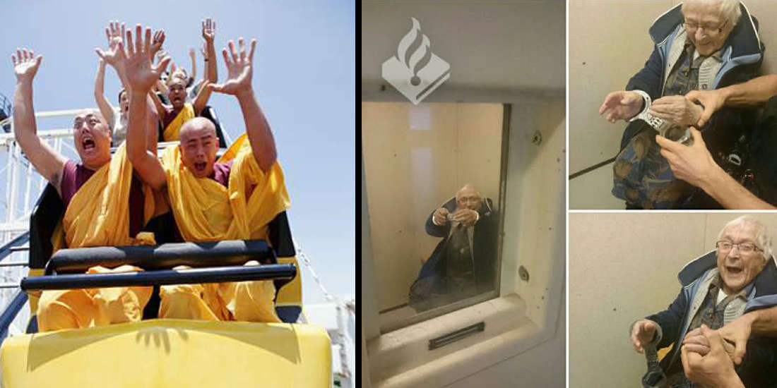 Photos of People Who Had Their Most Happiest Day In Life