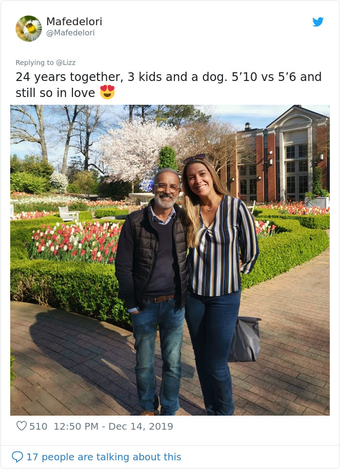 Lizz Adams and her husband 10
