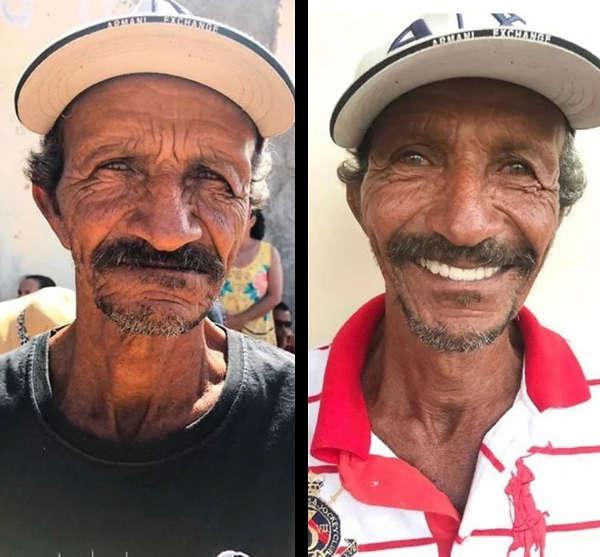 Brazilian dentist, Felipe Rossi