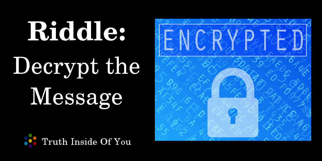 Decrypt the Message