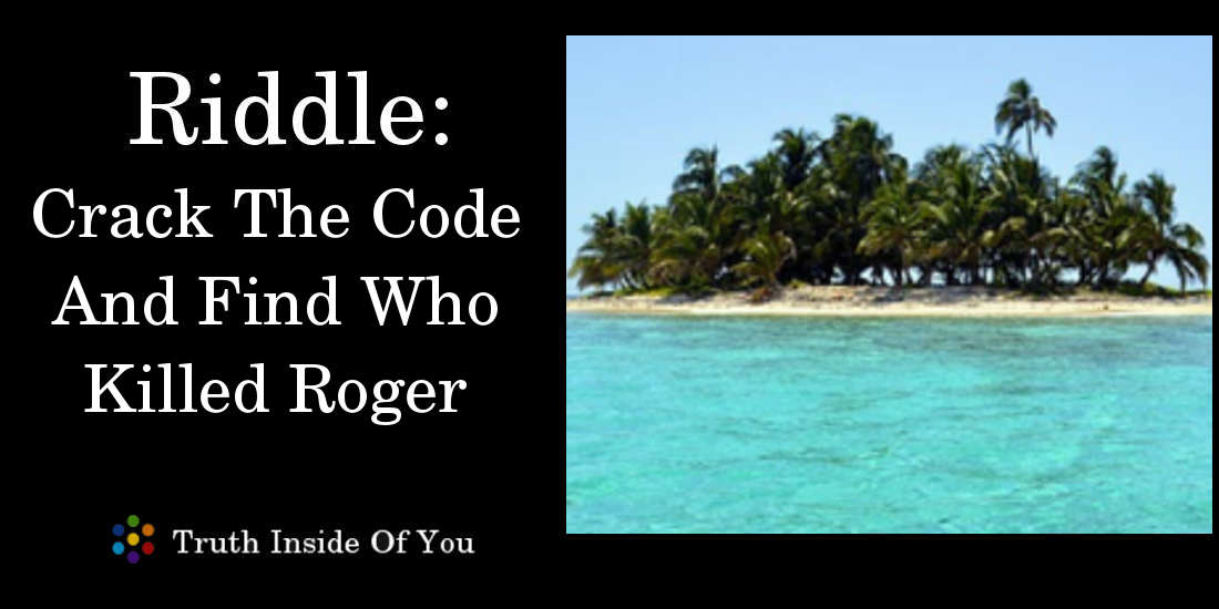 Riddle: Crack the Code and Find Who Killed Roger featured