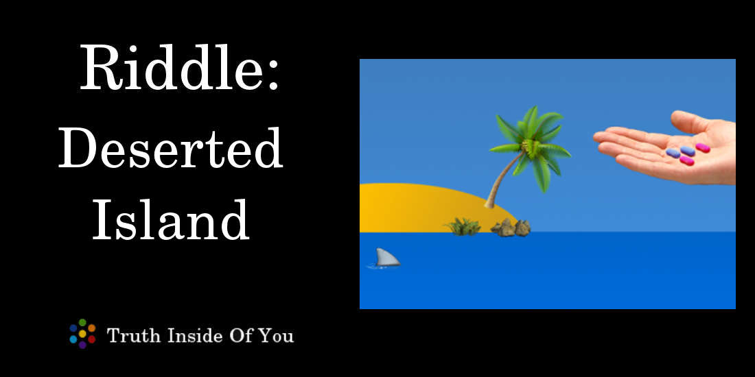 Riddle: Deserted Island featured