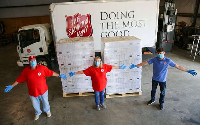The Salvation Army of Georgia Emergency Disaster Services